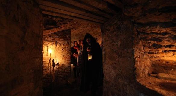Tour dei sotterranei di Edimburgo