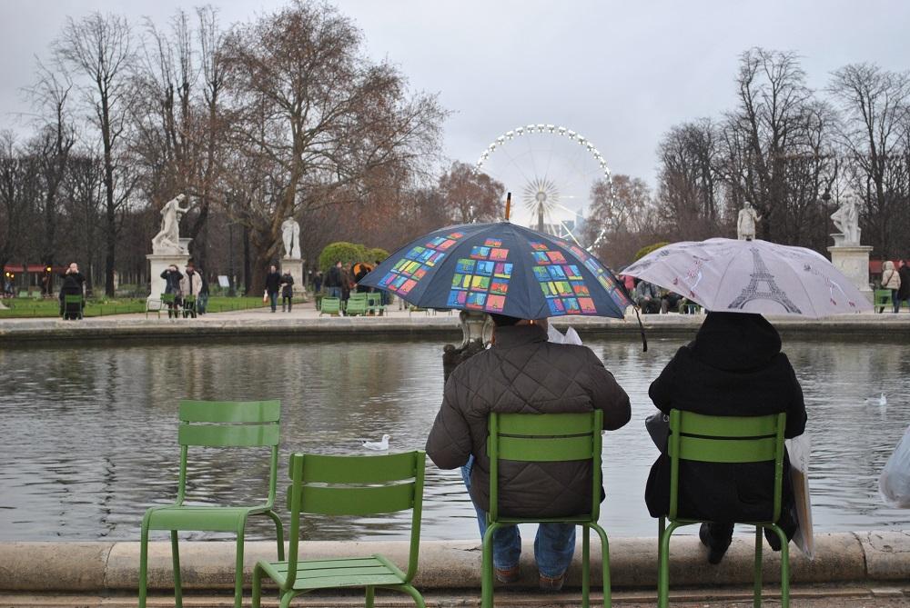Amore a Parigi (non ho resistito)