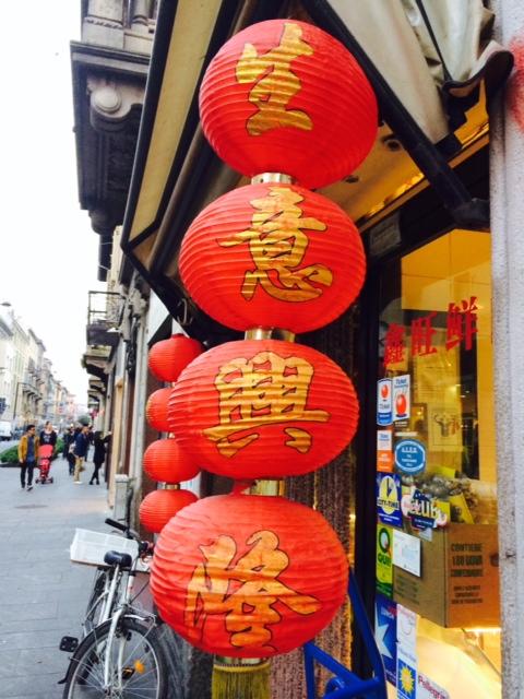Il rosso di Chinatown