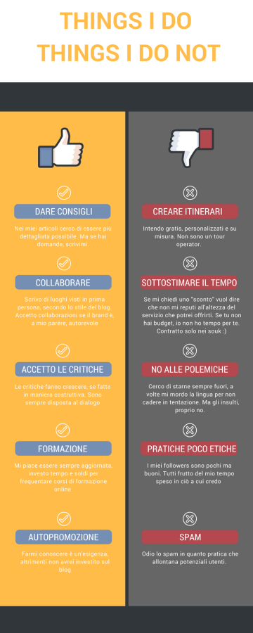 do's And Don'ts Infographi