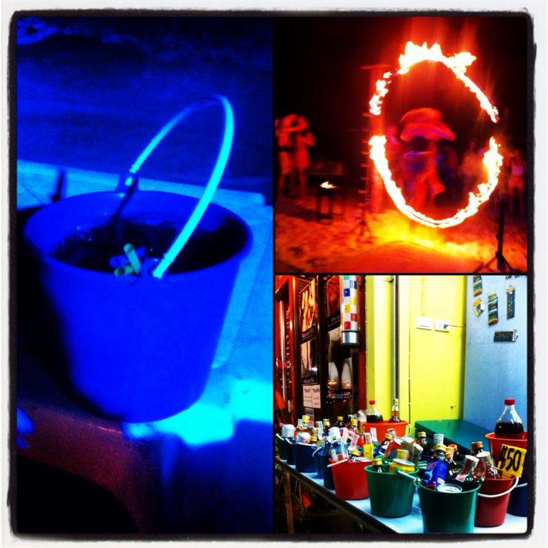 La notte a Phi Phi Island