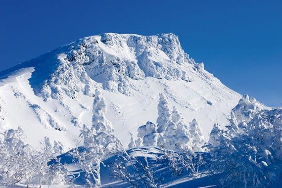 Il Monte Tokachidake