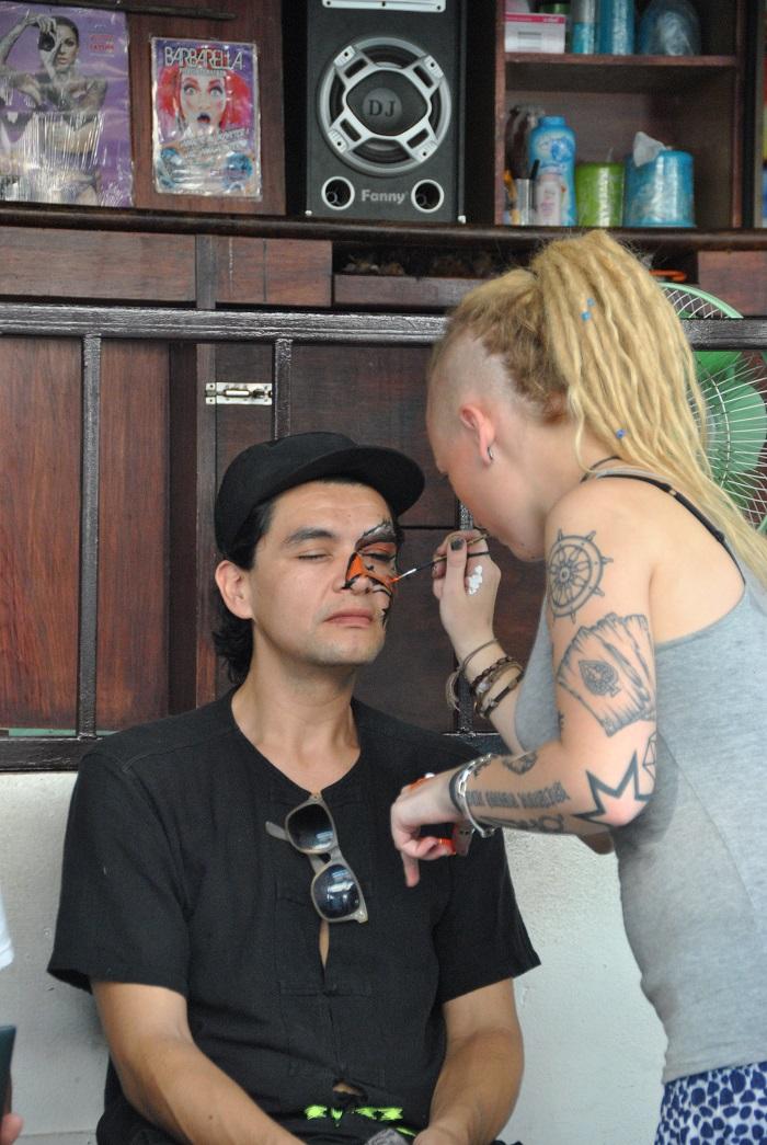 I tattoo shops di Phi Phi Leh