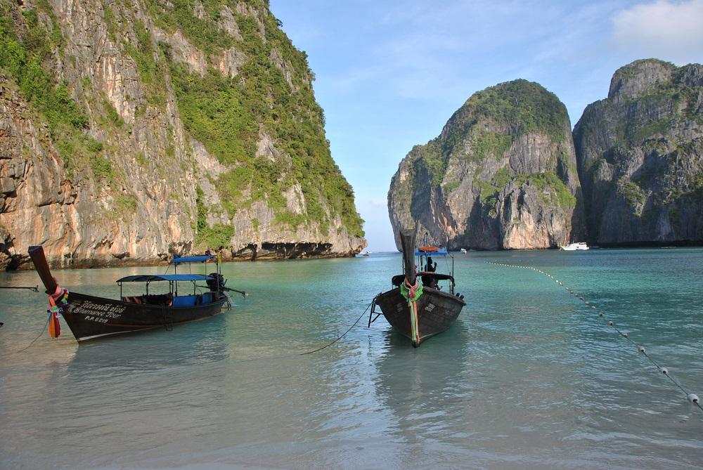 La natura di Phi Phi Leh