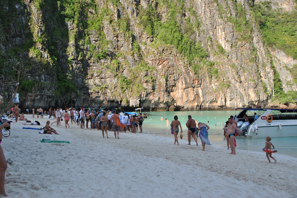 ... e turismo a Phi Phi Leh