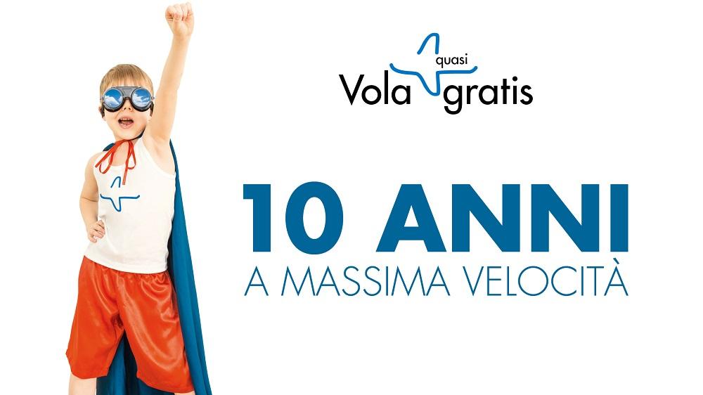 Sumemr Party 10 anni Volagratis