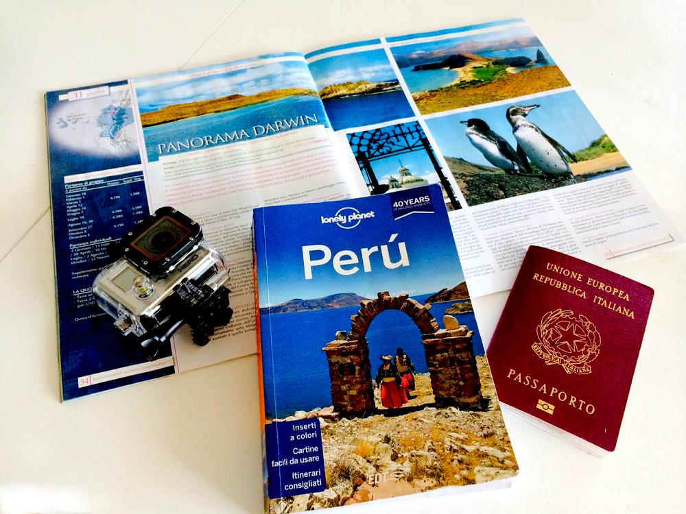 Viaggio Perù Galapagos luglio '14