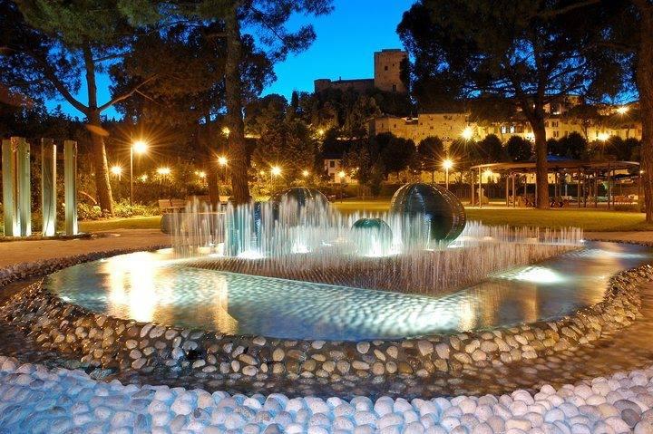 La Fontana del Prato Sommerso