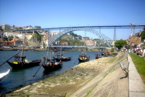 Giro del vino a Porto