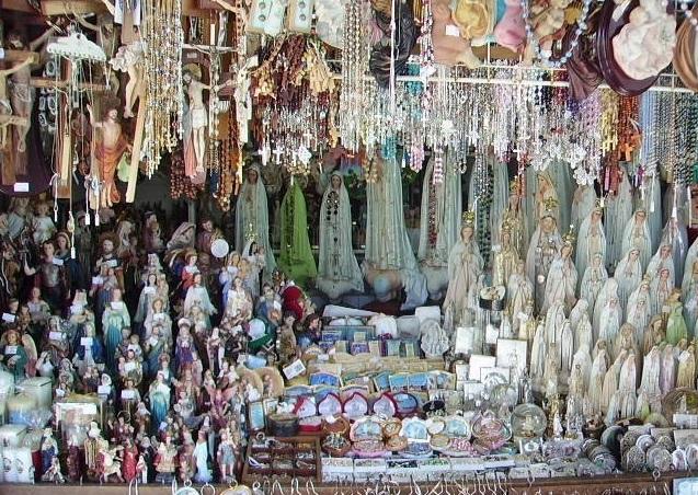 I negozietti di Fatima
