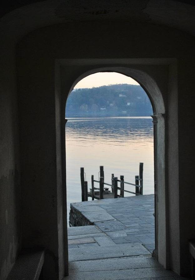 Vista da San Giulio