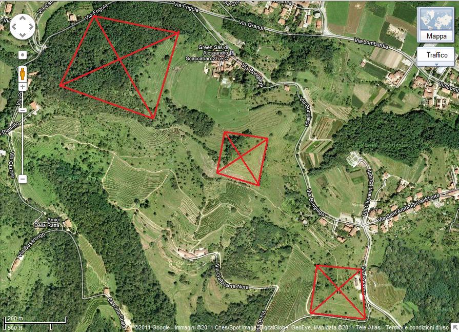 Le Piramidi di Montevecchia