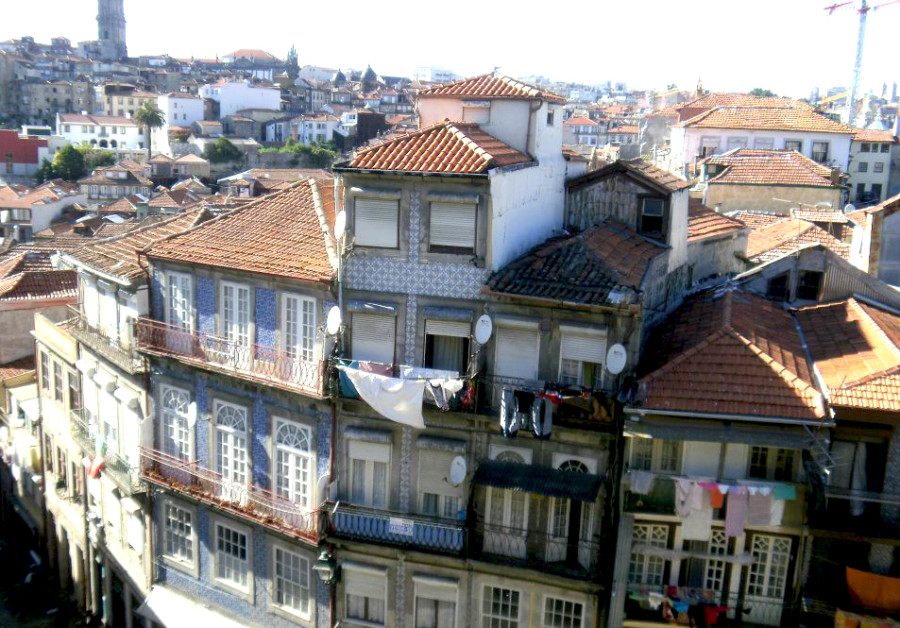 La bellezza decadente di Porto
