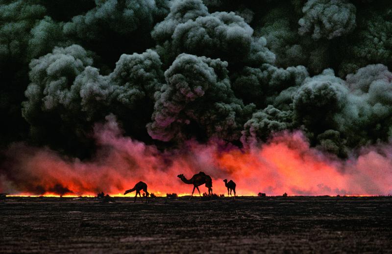 Al Ahmadi, Kuwait, 1991
