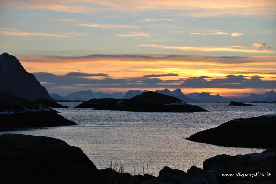 Alba in Norvegia