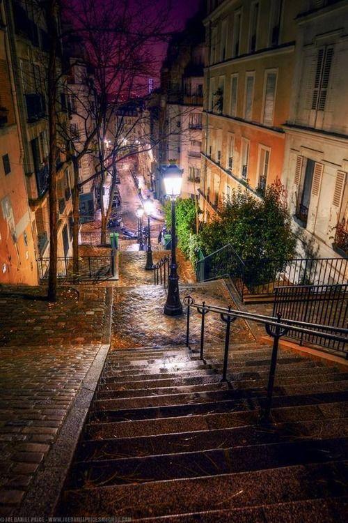 Passeggiare per le vie di Parigi