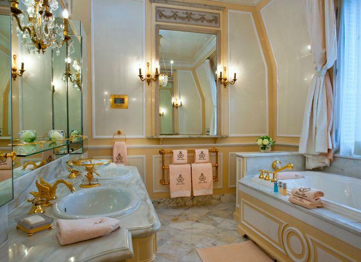 Il bagno del Ritz- credito foto fivestaralliance.com