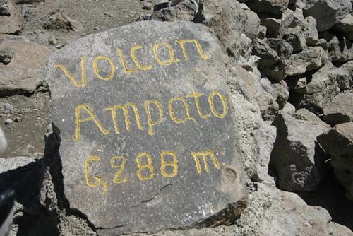 Vulcano Ampato