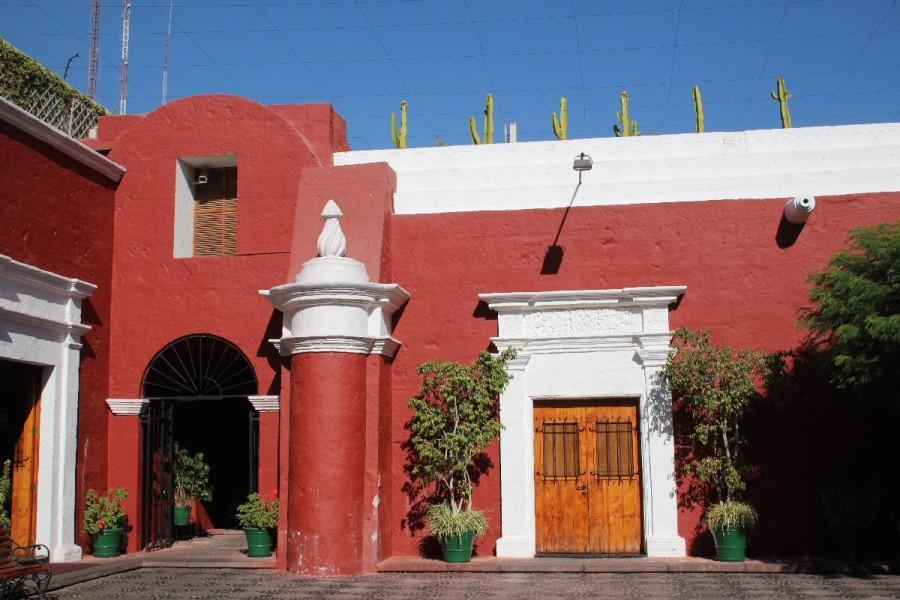 Museo Santuarius Andinos ad Arequipa; qui si trova Juanita