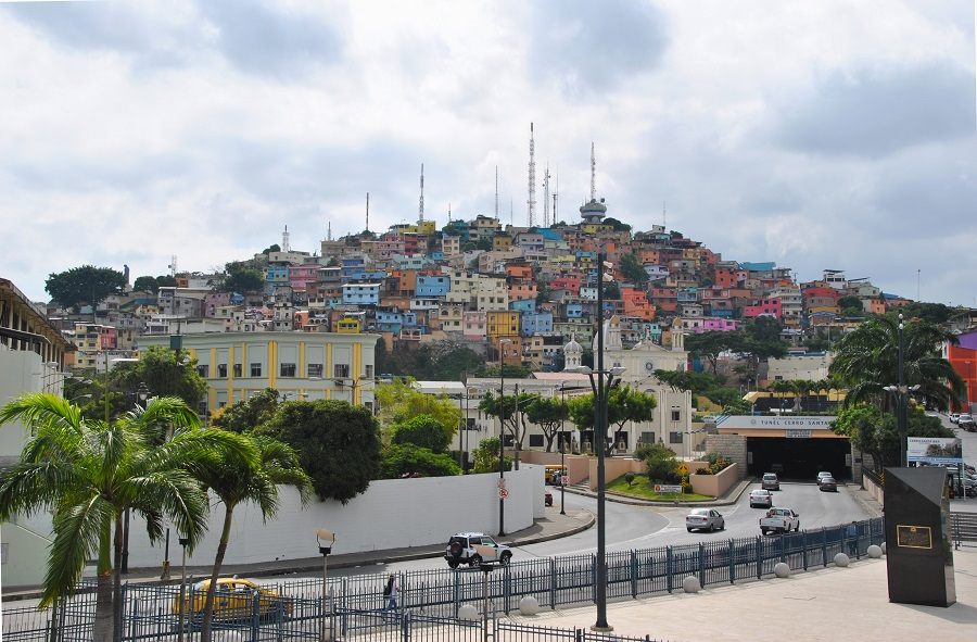 Santa Ana a Guayaquil, Ecuador