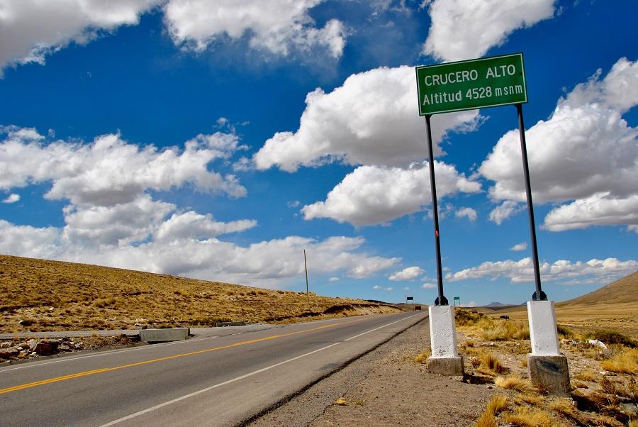 Combattere il mal di montagna in Perù