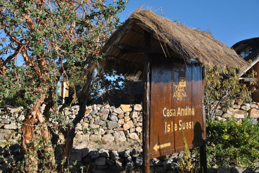 Casa Andina, Isola Suasi