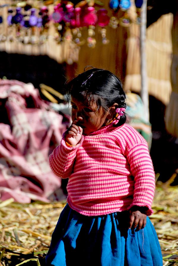 Altitudine e secchezza del Naso in Perù