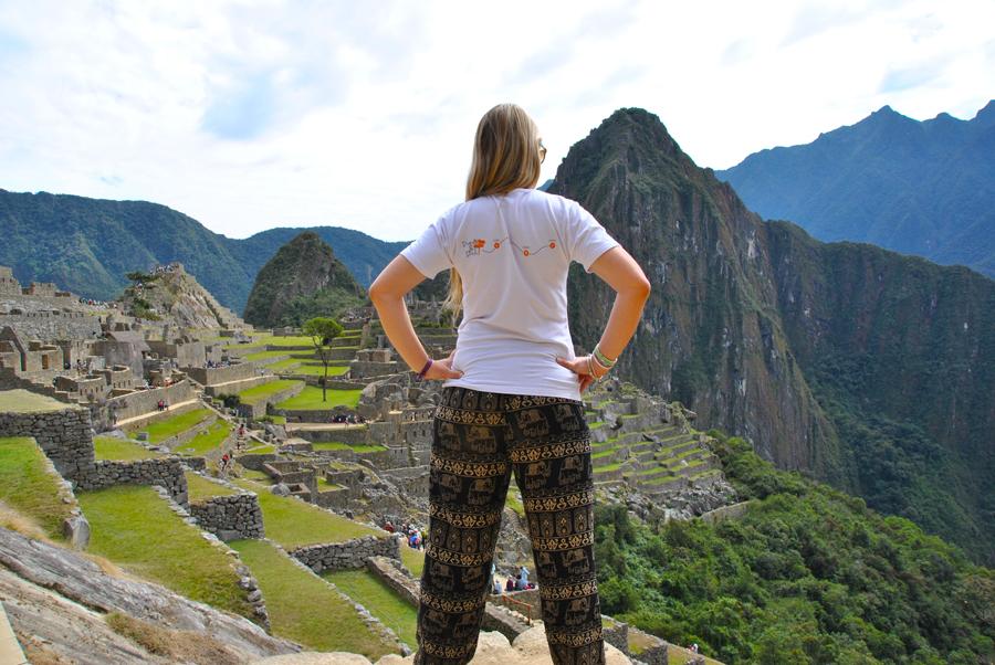 Senza ansia sul Machu Picchu