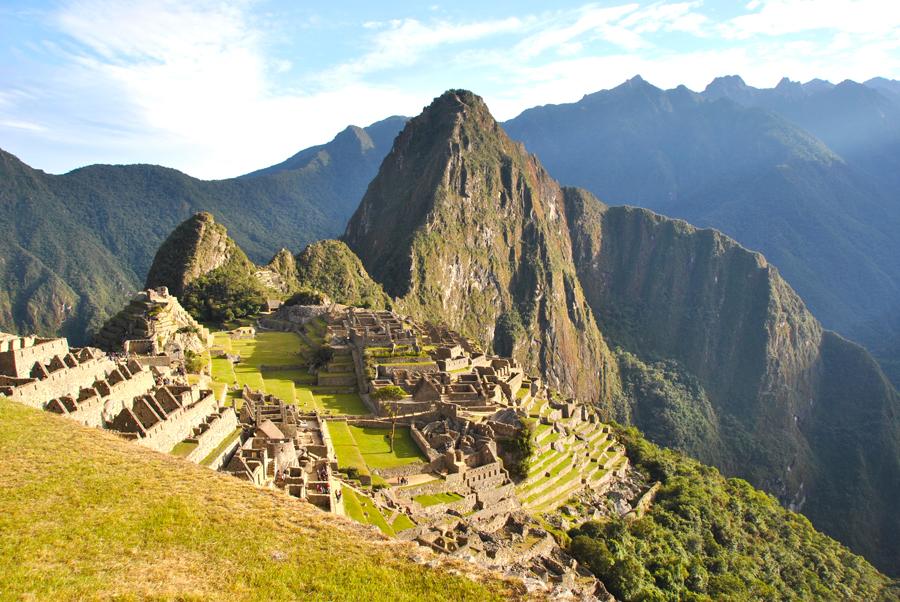 Machu Picchu Perù