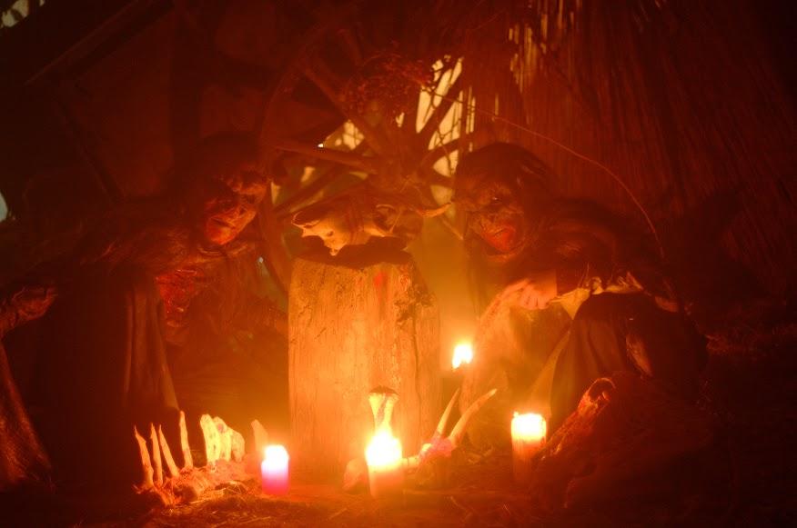 Halloween al Castello di Bardi