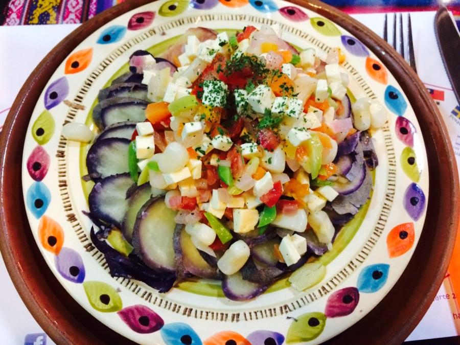 Cosa mangiare in Perù