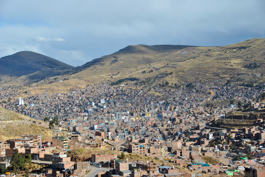 Puno, Perù