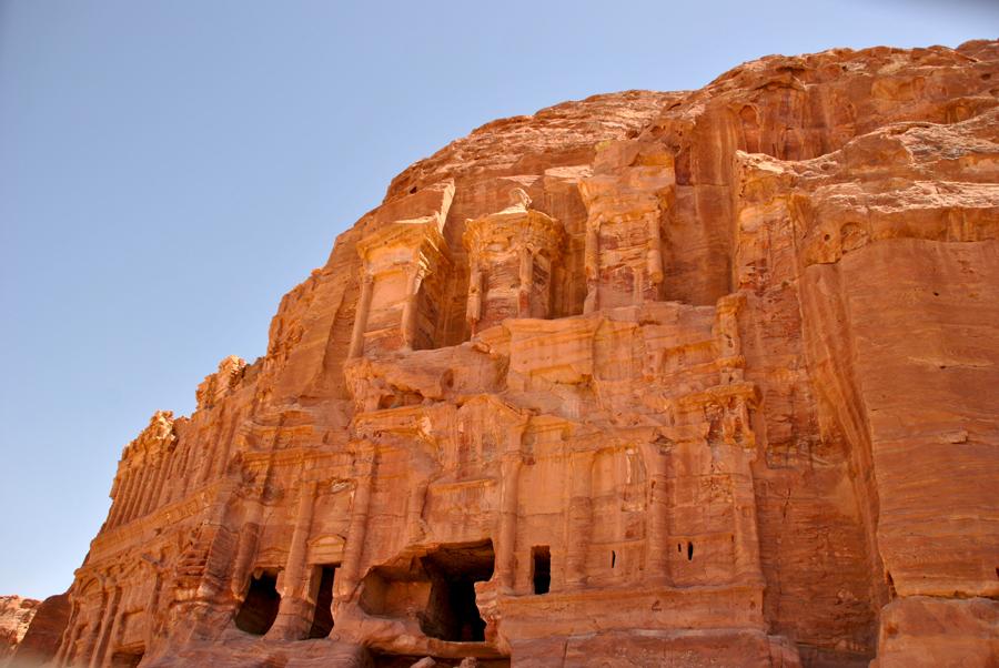 Tombe reali a Petra