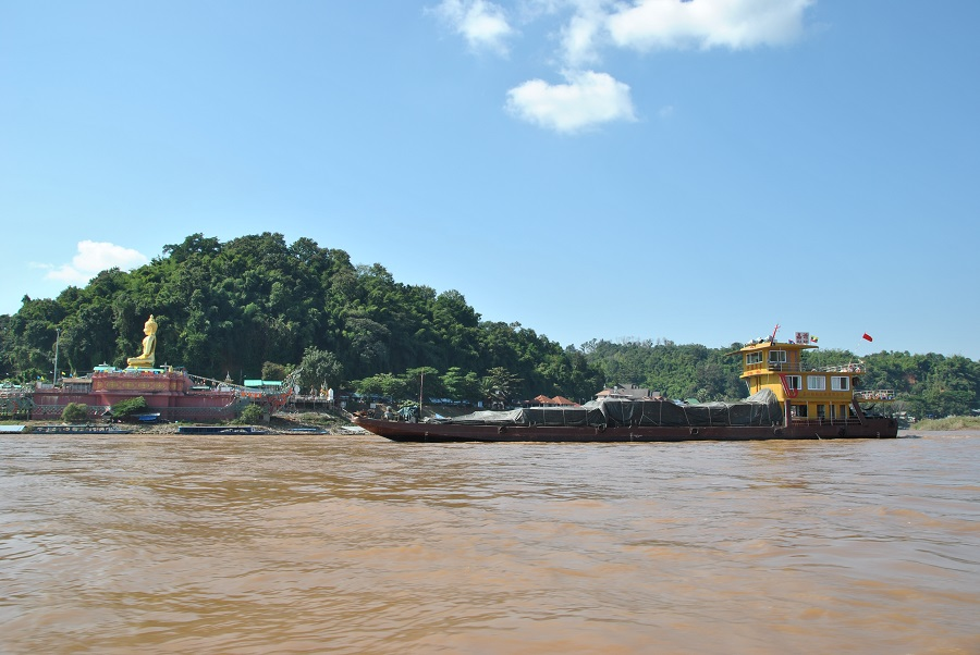 Traversata del Mekong