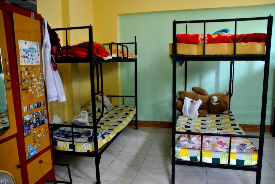 La casa famiglia di Care The People
