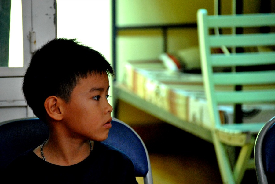 Conoscendo i bambini di Care The People