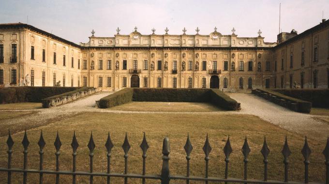 Parchi della Lombardia, Villa Arconati