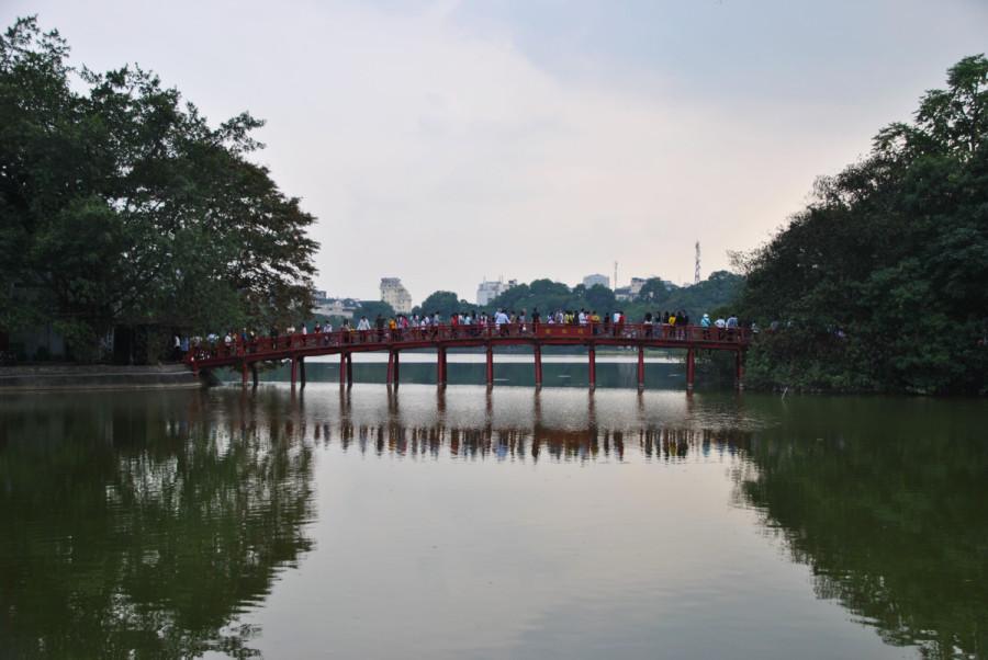 Ponte Huc, Hanoi
