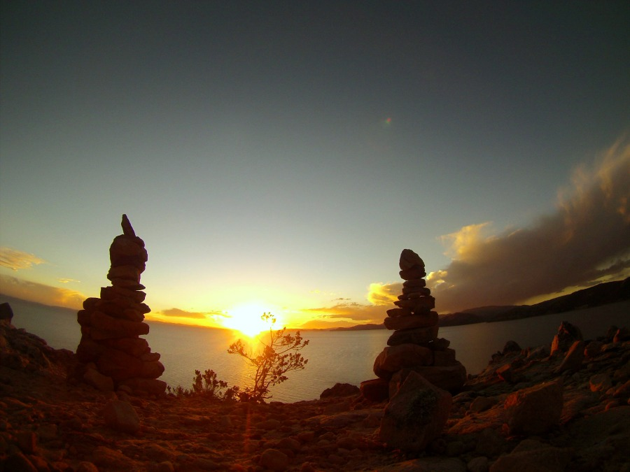 Isola Suasi- lago Titicaca