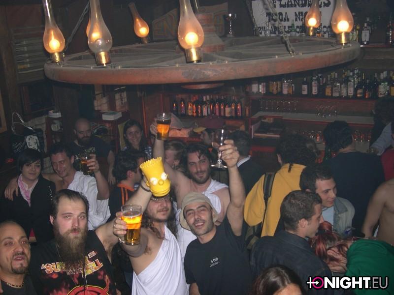 La sbronza del Saloon of the Artists - foto di Milano Tonight