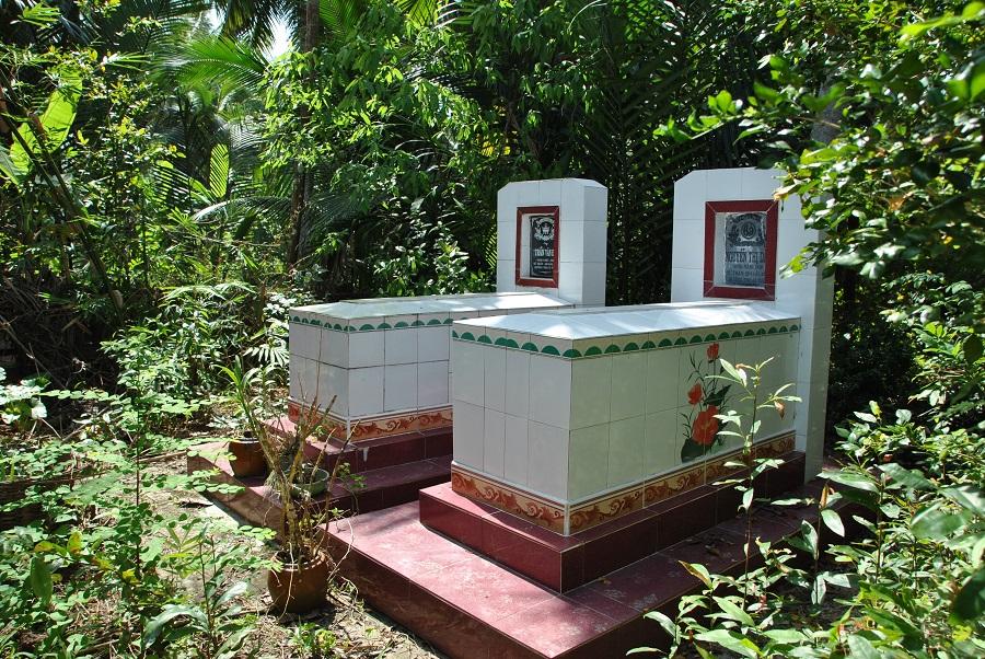 Tombe vietnamite degli antenati