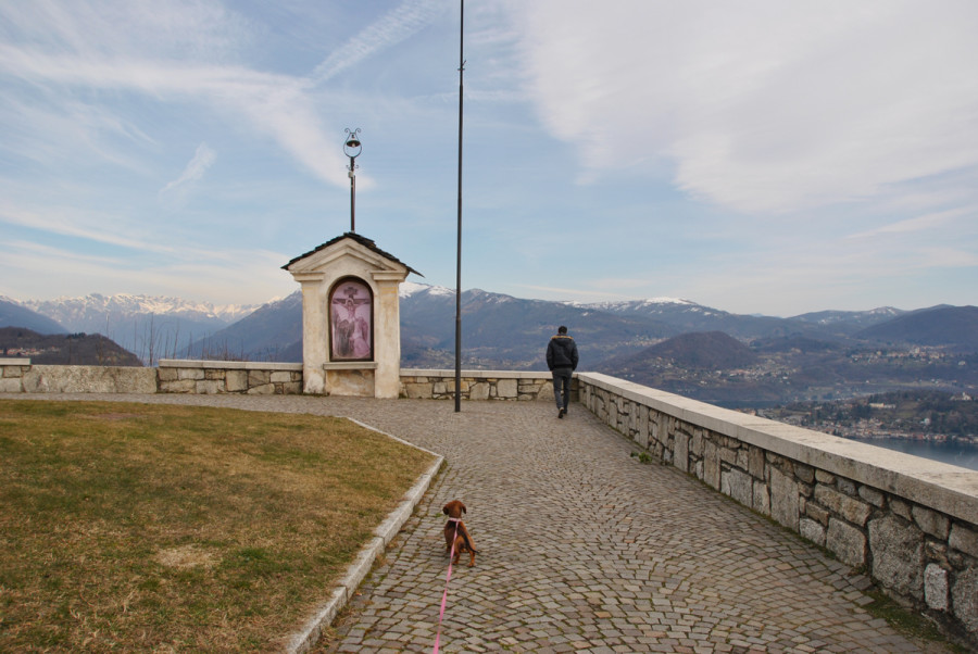 Passeggiate al Santuario