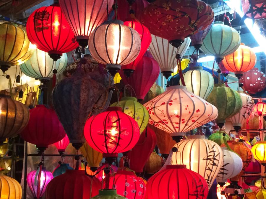 Hoi An la città delle lanterne