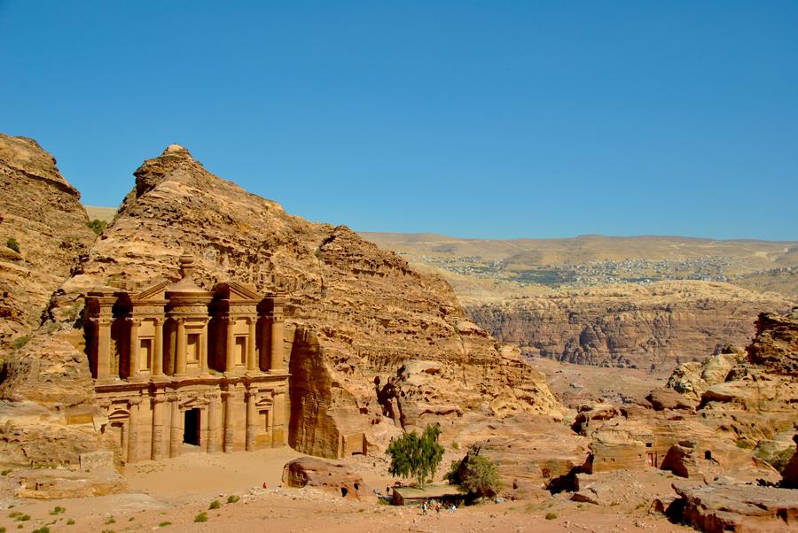 Monastero Petra Giordania