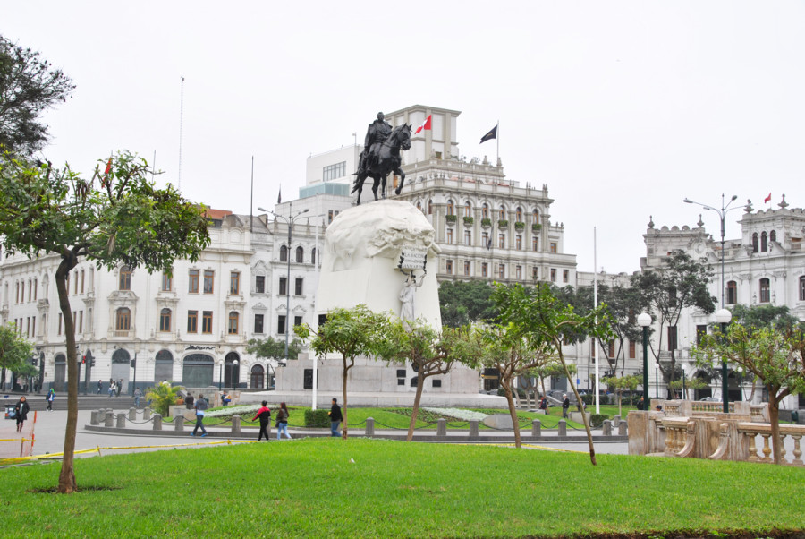 Plaza Mayor a Lima