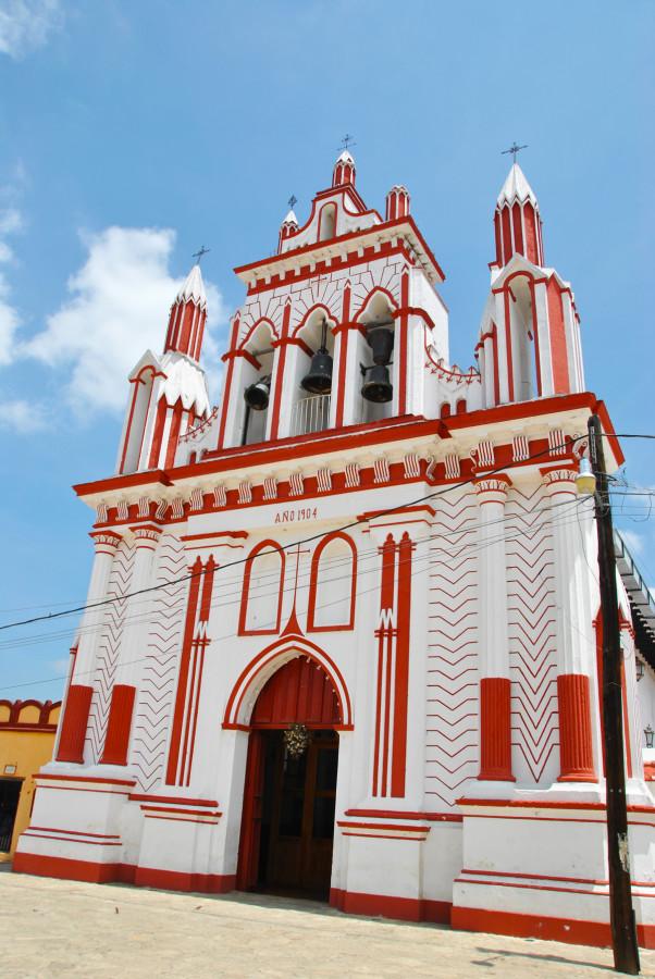 S Cristobal, Mexico
