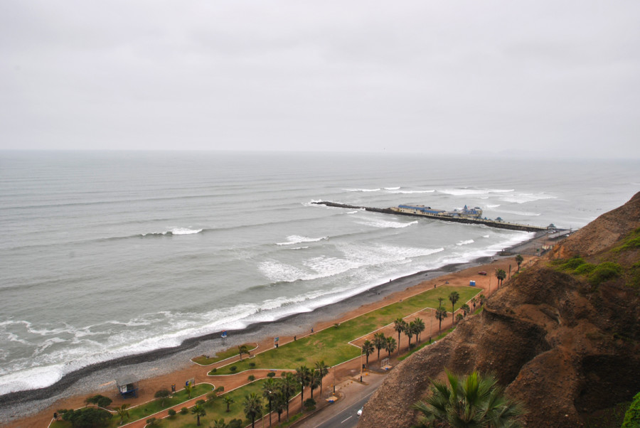Lima la strana città triste del Perù