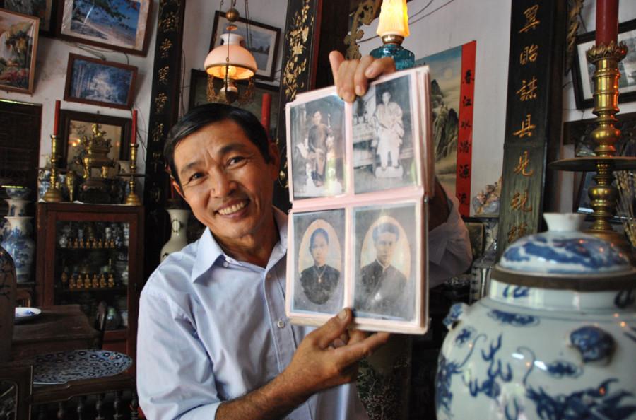 Il nostro amico collezionista vietnamita