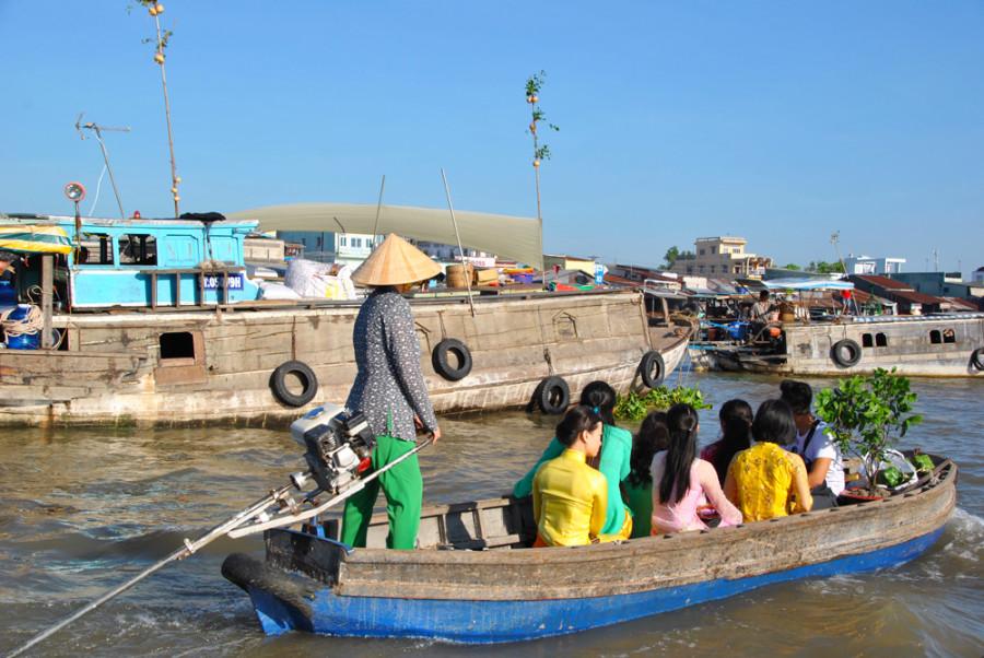 Vietnam, due giorni sul Delta del Mekong