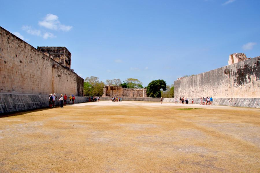 Gioco della Pelota, Messico
